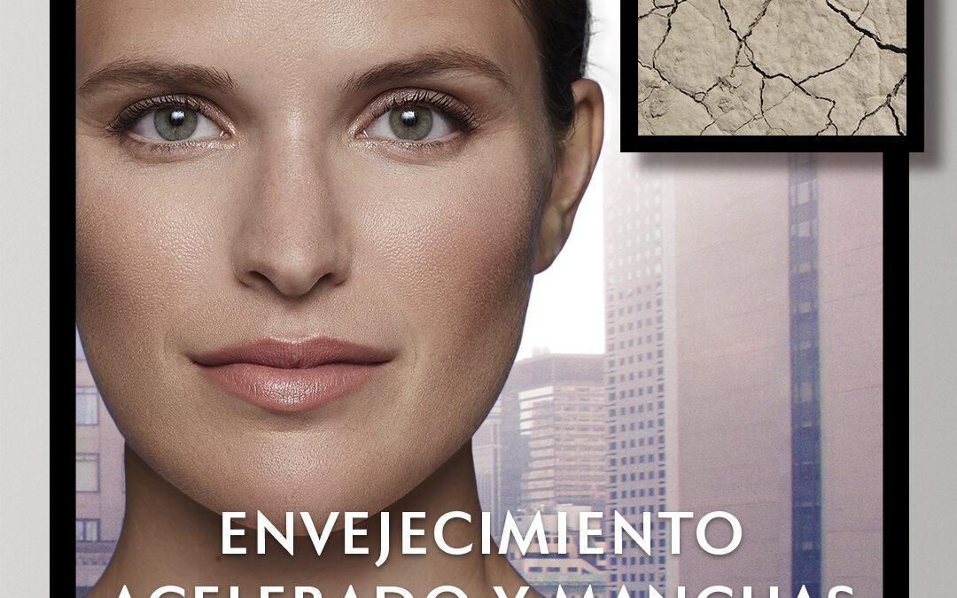 La Polución: Efectos nocivos sobre la piel